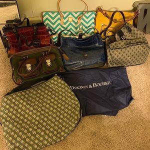 Dooney & Bourke Purses Bags Closet Clear Out Sale